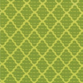 Moda Bobbins and Bits - 2795 - Green Tone on Tone, Diamond Geometric  - 43026-14 100% Cotton Fabric